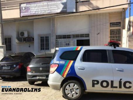 Acusada de tentar matar o ex-marido na Vila Canaã foi presa em Santa Maria do Cambucá