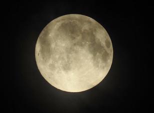 Full Moon Prayer