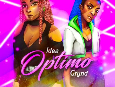 Rising Maryland Artist, !dea, releases new single 'Optimo'