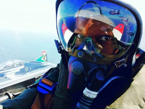 Do You Know Mandisa Mfeka, the First South African Female Fighter Pilot?