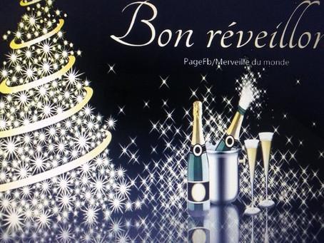 Je vous souhaite à toutes et à tous un excellent réveillon de Noël
