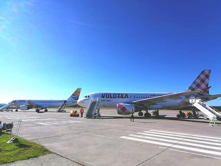 Volotea keeps on operating charter flights to Rijeka
