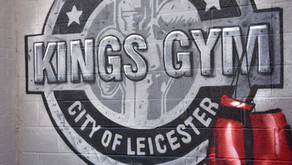 Kings Gym City of Leicester The Opening