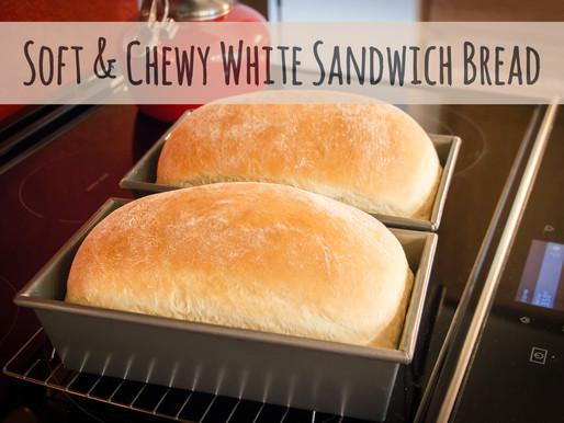 Simple & Delicious White Sandwich Bread