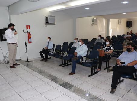 ENTIDADES E EMPRESÁRIOS REALIZAM REUNIÃO SOBRE A DUPLICAÇÃO DA GO 174