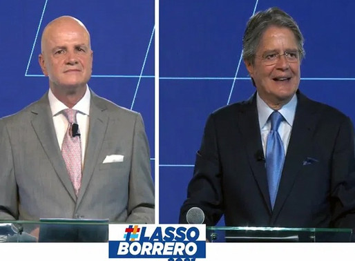 CNE califica el binomio Lasso-Borrero para participar en las Elecciones del 2021