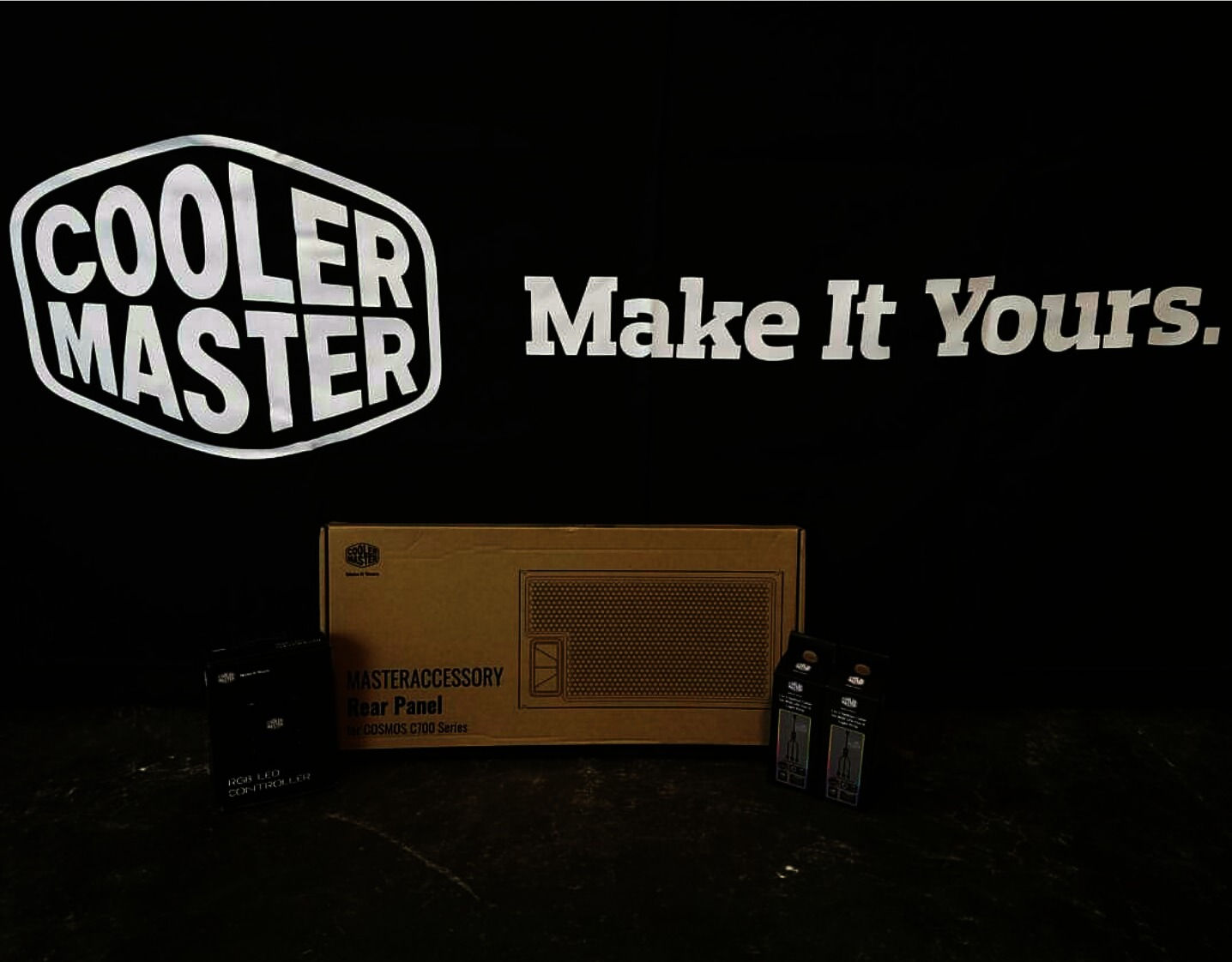 Void C700p Envious Mods Cooler Master Dual Curved Tempered Glass Side Panel For Cosmos C700 Specs