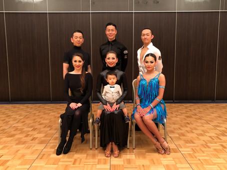 TATEISHITATEISHIDanceCompany第15回舞踏会 & 愛媛県知事杯争奪第14回四国ダンス競技愛媛大会