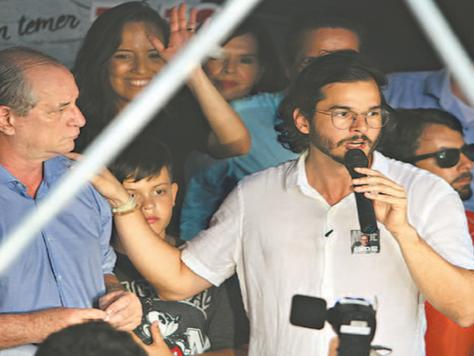 Ala do PDT banca Túlio Gadêlha na disputa pela Prefeitura do Recife