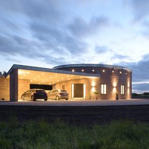 Villa Atrium vinner utmärkelse i Danmark