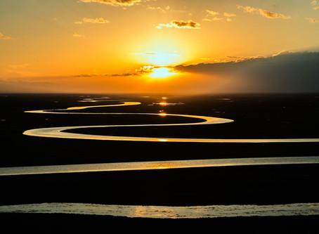QUEM SE EXPRESSA VIVE MELHOR...é como um rio que corre...