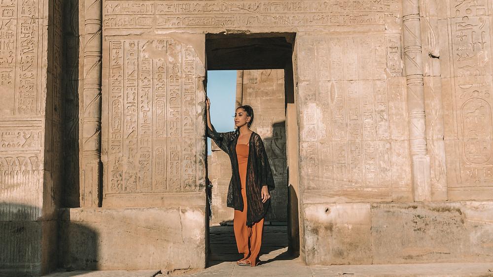 kom ombo temple egypt luxor travel