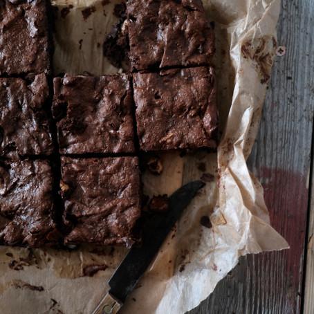 Chocolate & hazelnut Brownie
