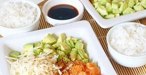 Σου αρέσει το sushi;
