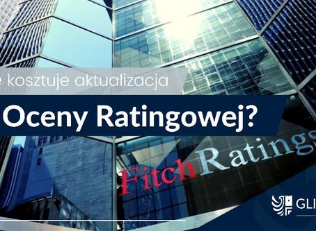 [Aktualizacja]: Ponad 100 tys. złotych na ocenę ratingową?
