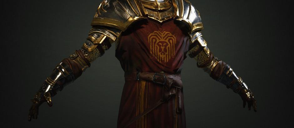 Regalia do Leão de Ferro