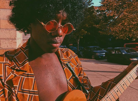 "John tyler takes us back with a 70s inspired music video for his single ""Joy"""