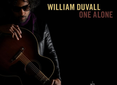 """William DuVall's """"One Alone"""" Is Everything That's Missing In Modern Day Music."""