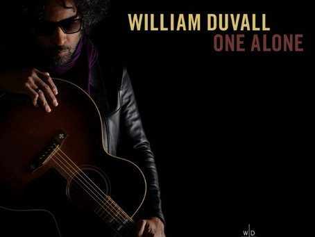 "William DuVall's ""One Alone"" Is Everything That's Missing In Modern Day Music."