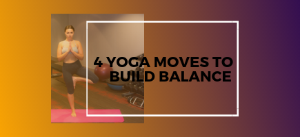 4 Yoga Moves to Do at Home to Improve Your Balance
