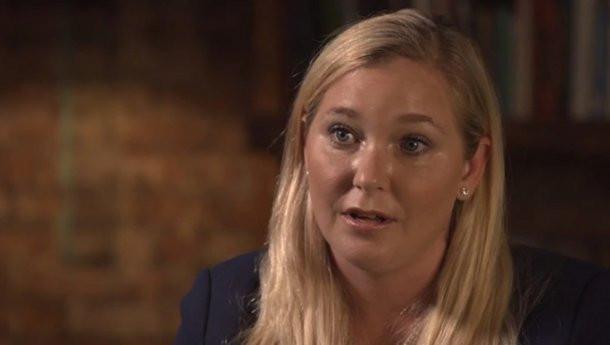 """Virginia Giuffre habló antes las cámaras: """"Imploro a la gente de Reino Unido que se ponga de mi lado"""""""