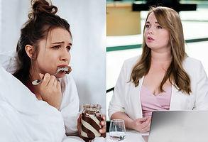 Gydytoja dietologė atskleidė, kodėl esame linkę prisivalgyti, kai būname nervingi