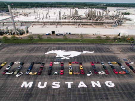 10 Million Mustangs Made