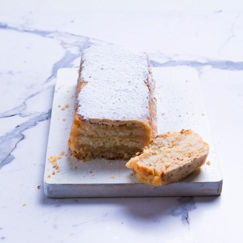 Greitų, bet nepamirštamų pyragų klasika: barstytas pyragas su obuoliais!