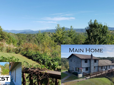 300 Trotters Lane, Mars Hill,         28754 - TWO HOMES - under 400k