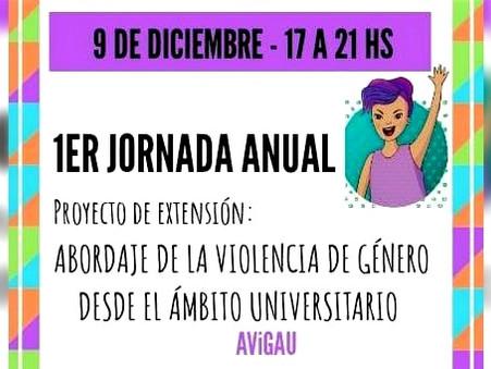 AViGAU celebra su primer aniversario con jornada anual en la UNLu