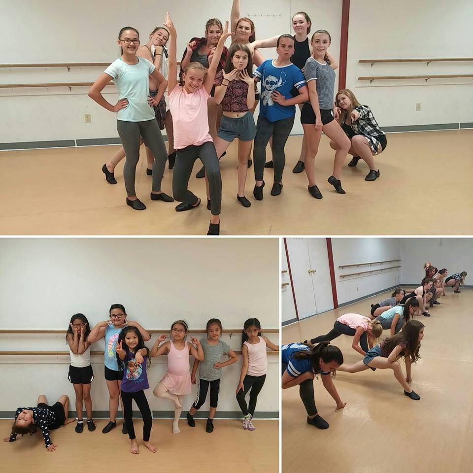 Summer dance camps in Winnipeg