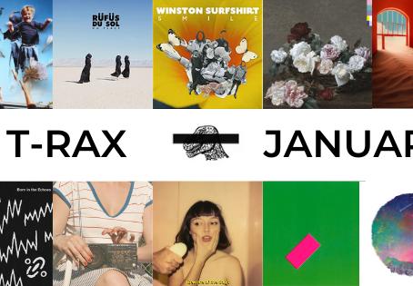 T-Rax // January 2020