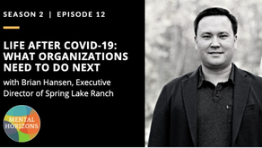S2E12: Life After COVID-19: What Organizations Need to Do Next