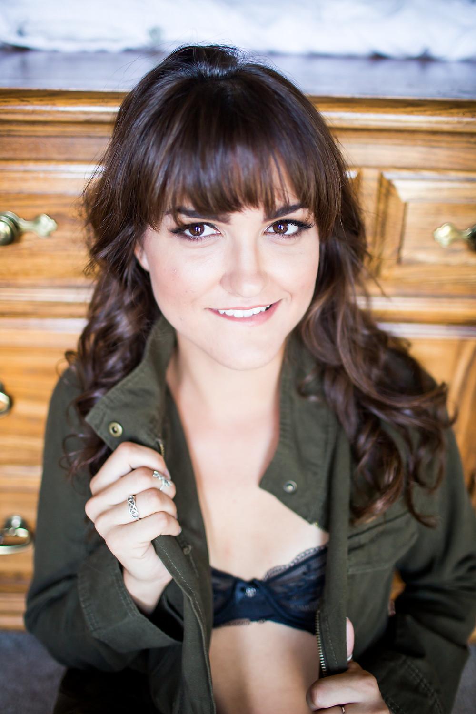 Melissa Jean Boudoir | My Own Boudoir Experience