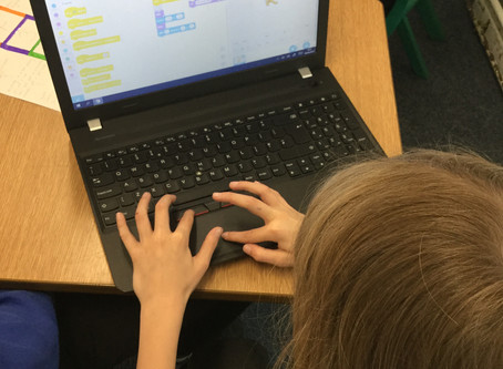 Computing in Year 4