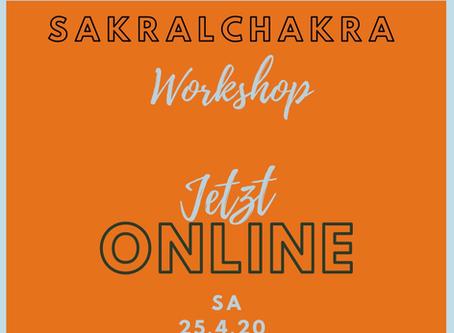 HEY CHAKRA // Sakralchakra
