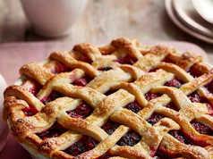 Tasty Berry Pie