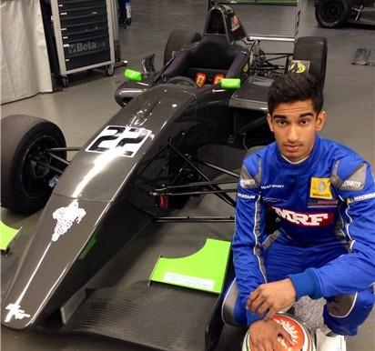 Tarun Reddy to race in formula renault
