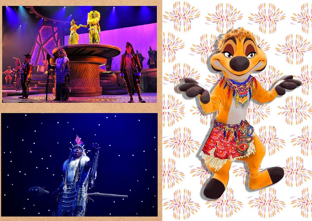Novedades: nueva temporada Festival del Rey León y de la Selva