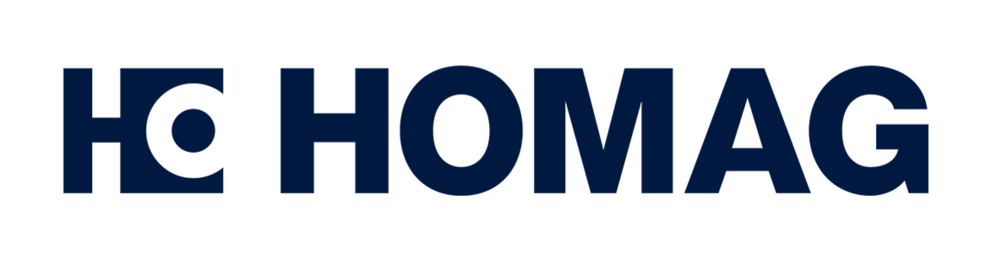 This is the logo of the Homag Group