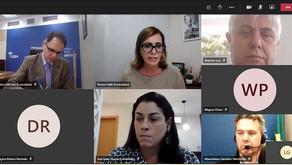 Rosana Valle apresenta em Ministério pedido de internet nos morros e Zona Noroeste de Santos