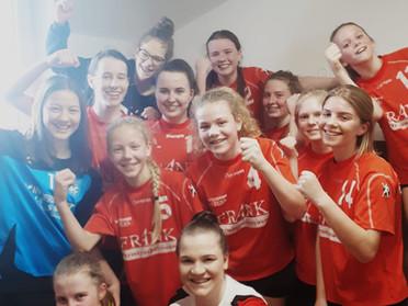 Weibliche C-Jugend holt sich vorzeitig die Meisterschaft in der Kreisliga A