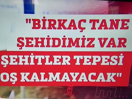 TANE TANE ... ŞEHİTLERİMİZ  !!!