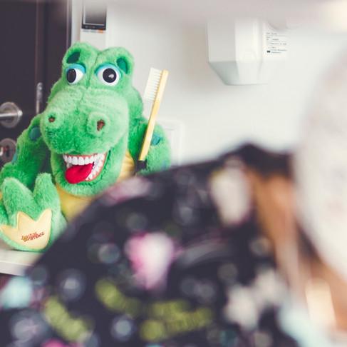 Como controlar a ansiedade das crianças no dentista?