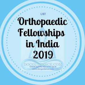 Fellowships After Ms Orthopaedics