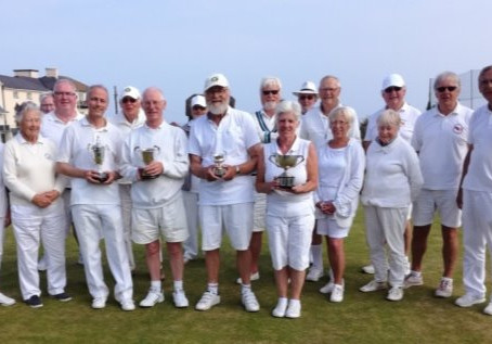 Sidmouth Croquet Club June Tournament Success for The Impressive Andrew Thomas