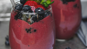 Protein-Packed Berry Smoothie