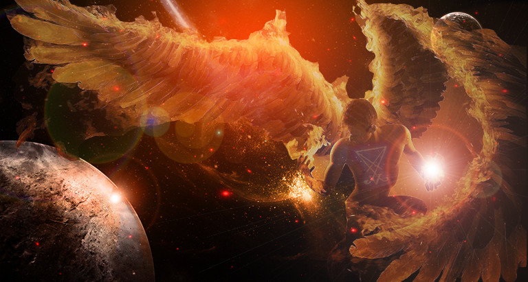 LUCIFER AND THE GENESIS OF LIGHT