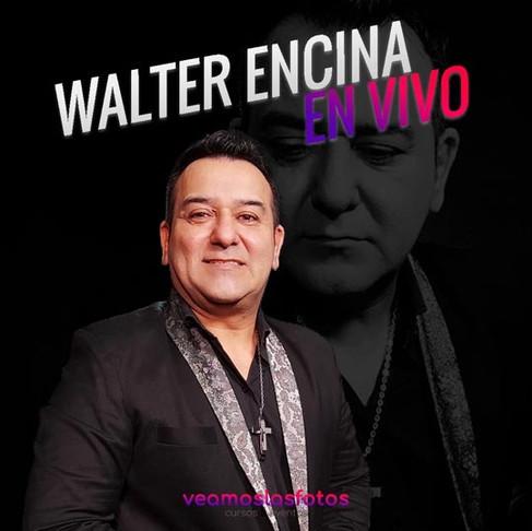 Walter Encina en vivo y gratis por streaming en veamoslasfotos