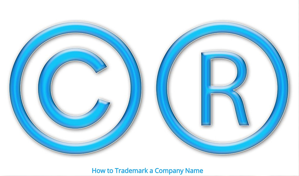 how to trademark a business or company name
